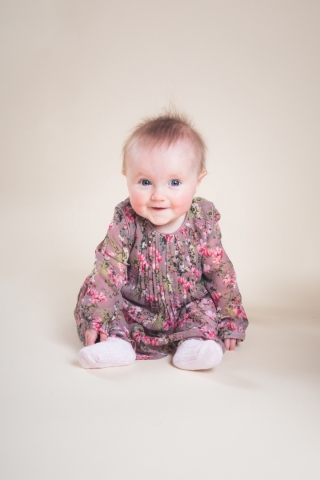 Buxton Baby Portraiture - Baby Smiles