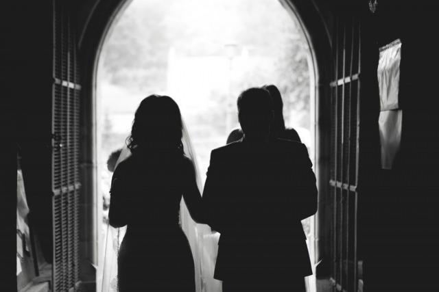 Cheshire Wedding Photographer - The Church