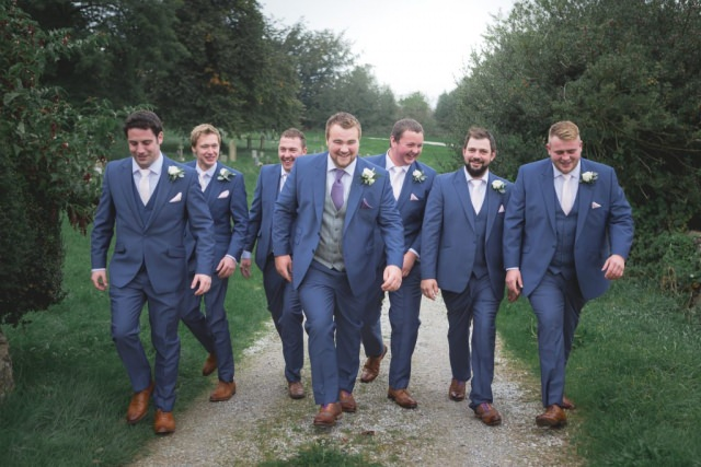 Derbyshire Wedding Photographer - Jordan and Jack Taddington Church