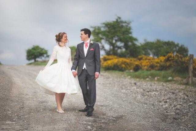 Derbyshire Wedding Photographer - Peak District Wedding