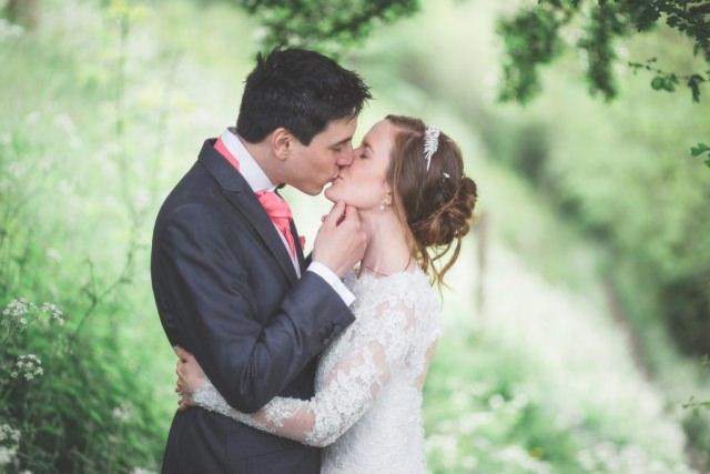 Derbyshire Wedding Photographer - Monsal Head
