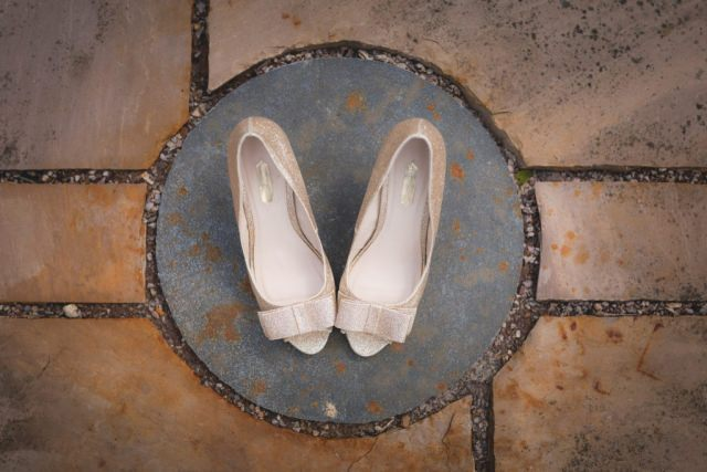 Derbyshire Wedding Photographer - Buxton Shoes