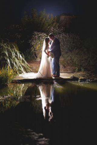 Cheshire Wedding Photographer - Heaton House Farm Garden