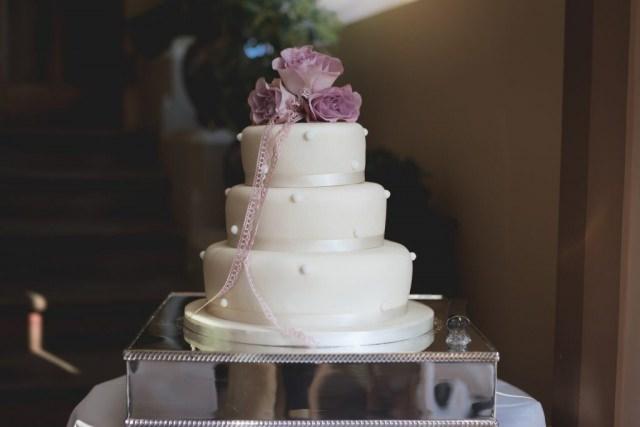 Derbyshire Wedding Photographer - The Cake Cressbrook Hall