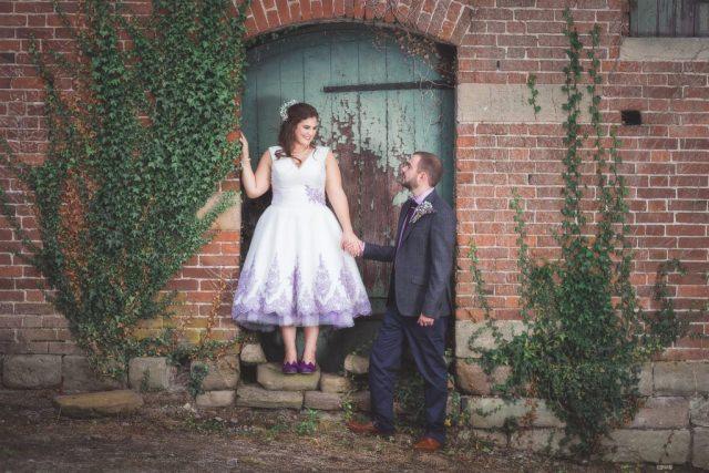 Derbyshire Wedding Photographer - Ashbourne Mayfield Hall