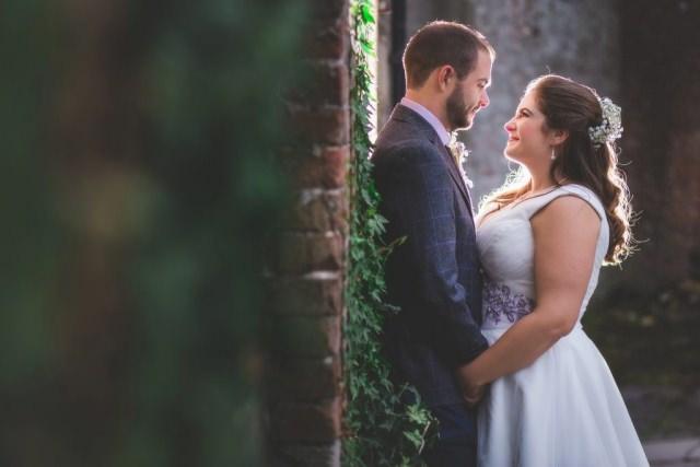 Derbyshire Wedding Photographer - Mayfield Hall