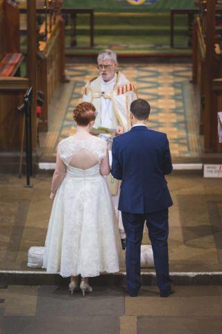 Derbyshire Wedding Photographer - Hathersage Ceremony