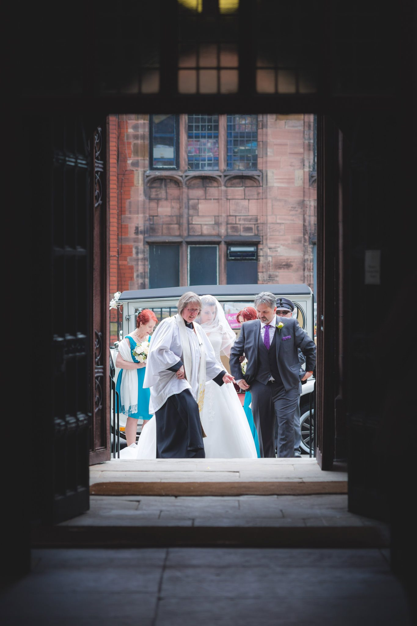 Danielle and Colin - St George's Church