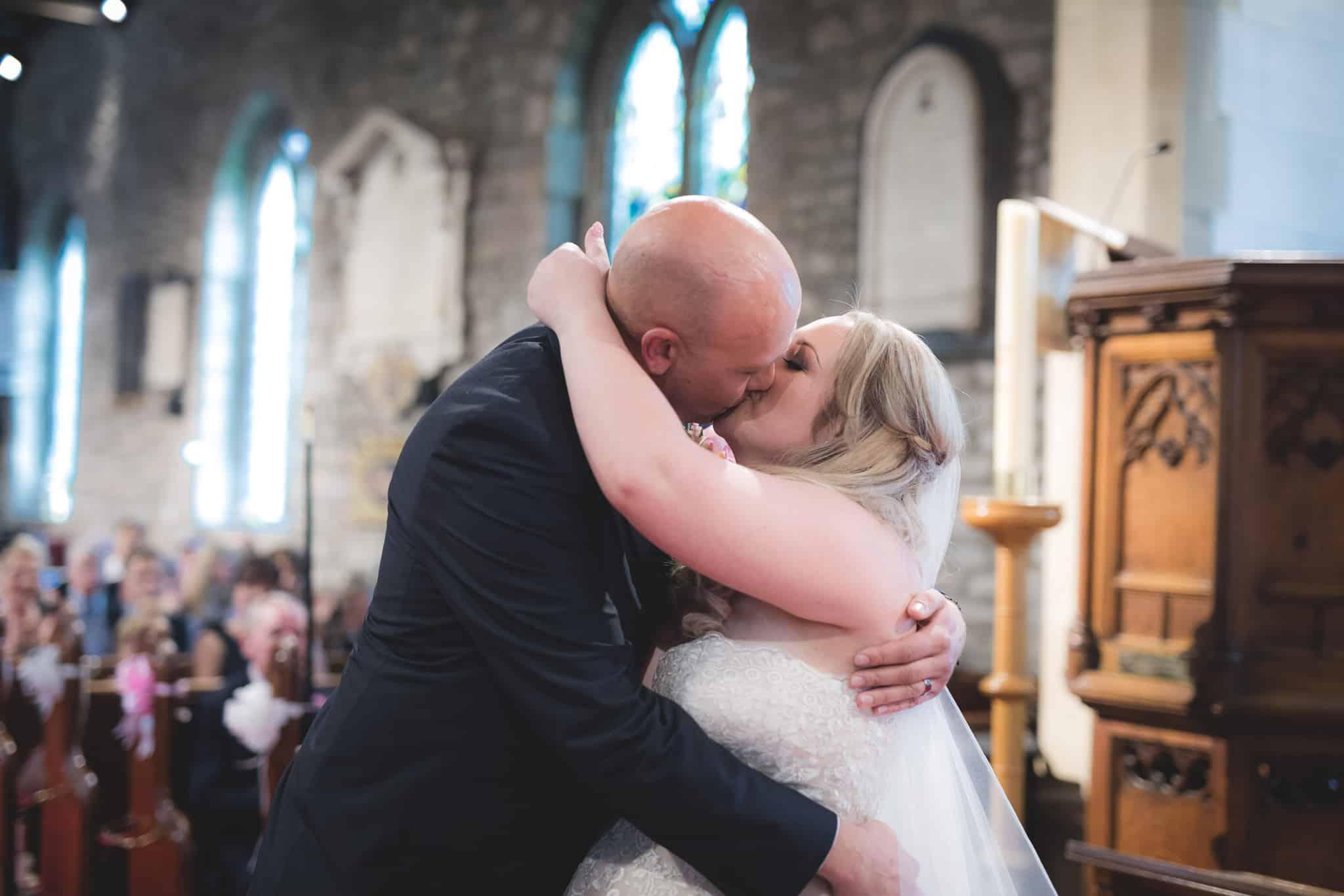 St Peter's Church - First Kiss