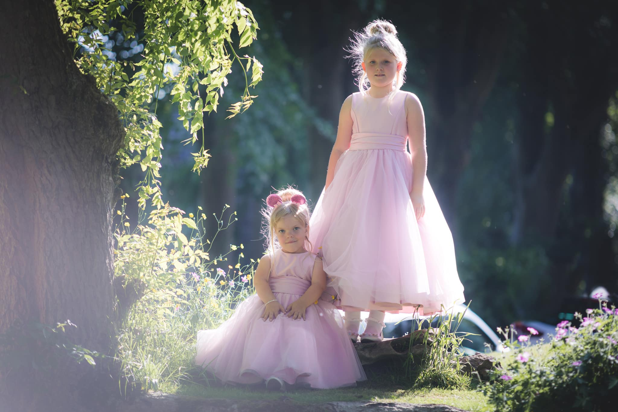 The Leewood Hotel - The Flower Girls