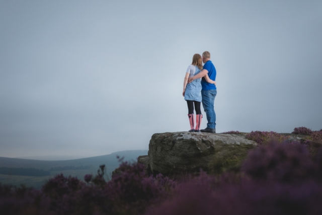 Engagement Shoot - Landscape