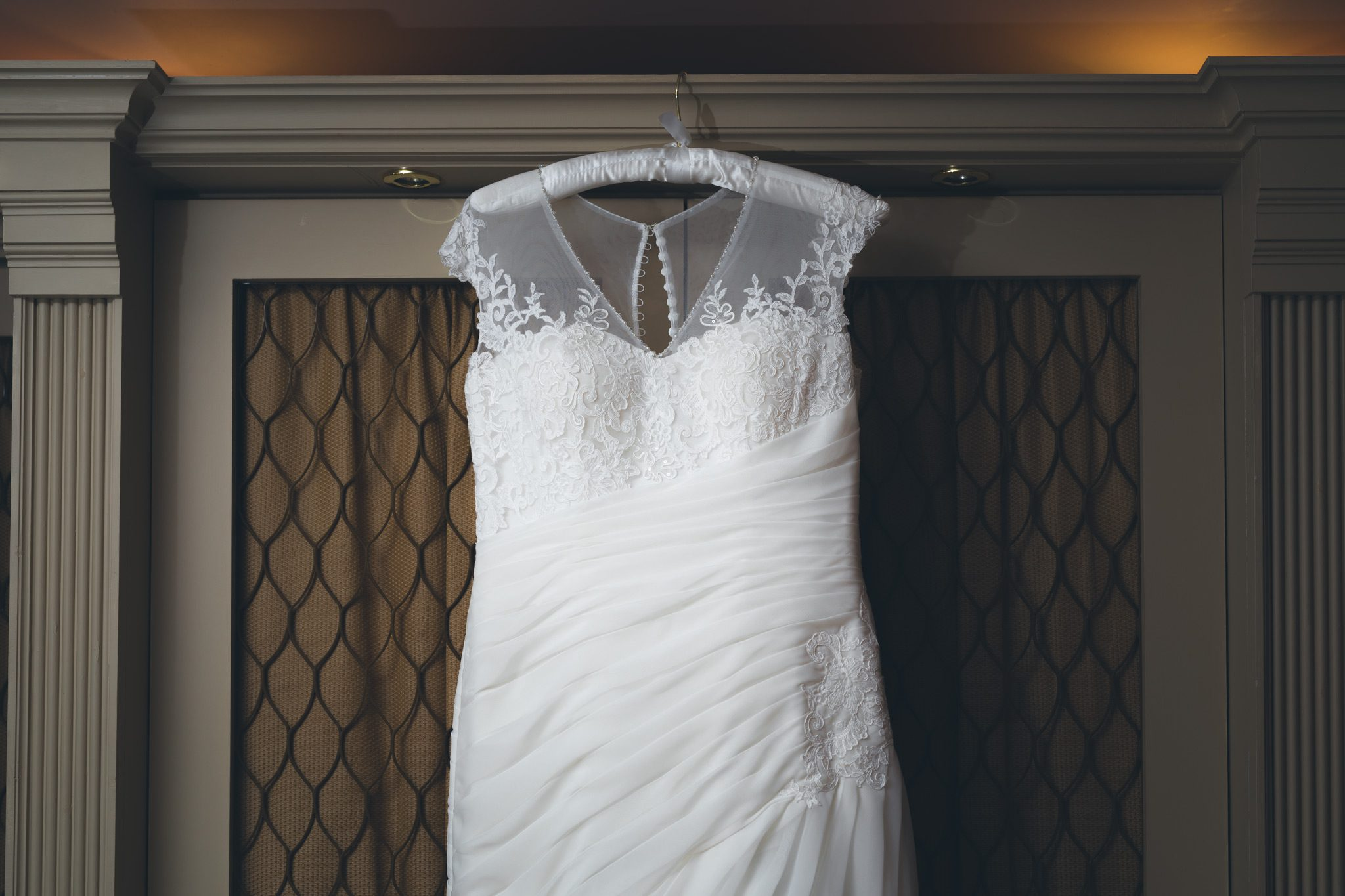 Upper House Hayfield - Bridal Dress