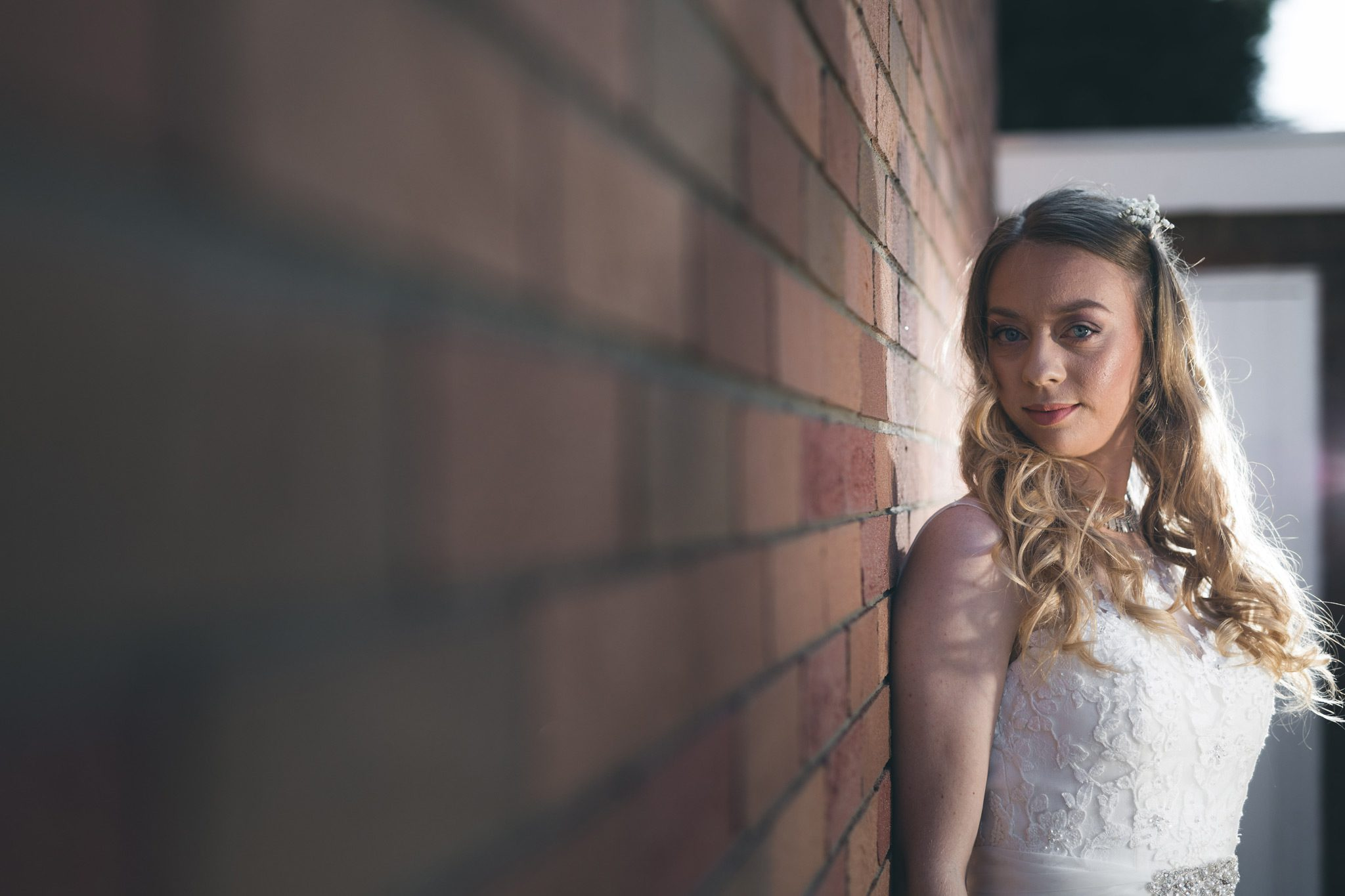 Chesterfield Wedding Bridal Portraits