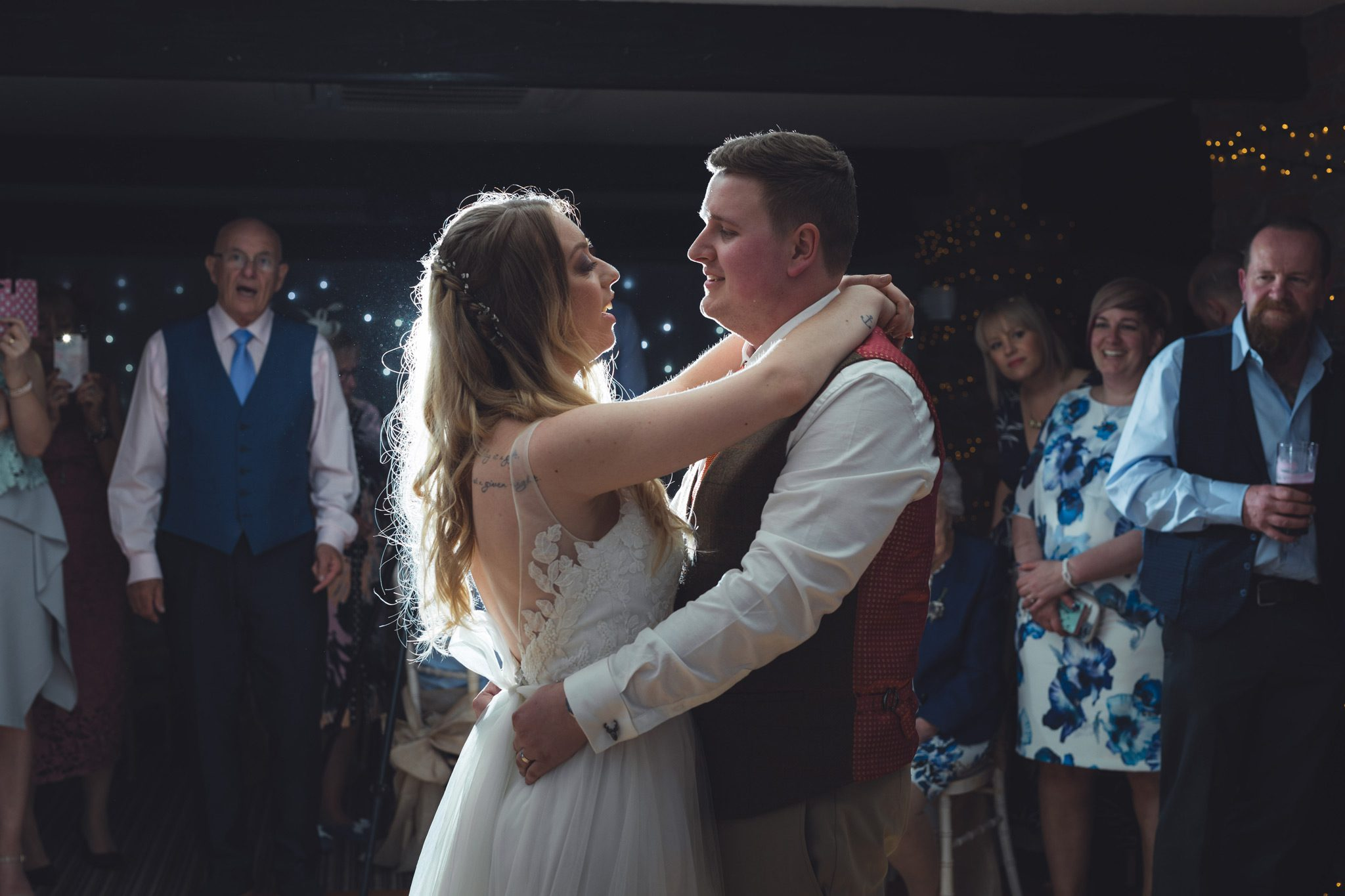 Laura and Josh First Dance