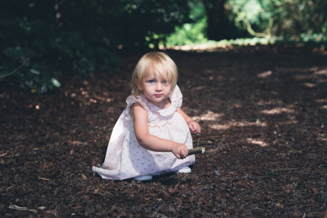 Childrens Portraiture in Derbyshire