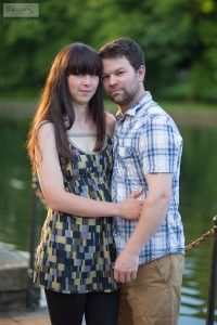 Sarah & Craig Pond | Buxton Engagement Photography