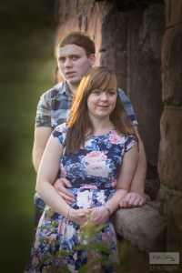 Sara and Rich Buxton Engagement Photography